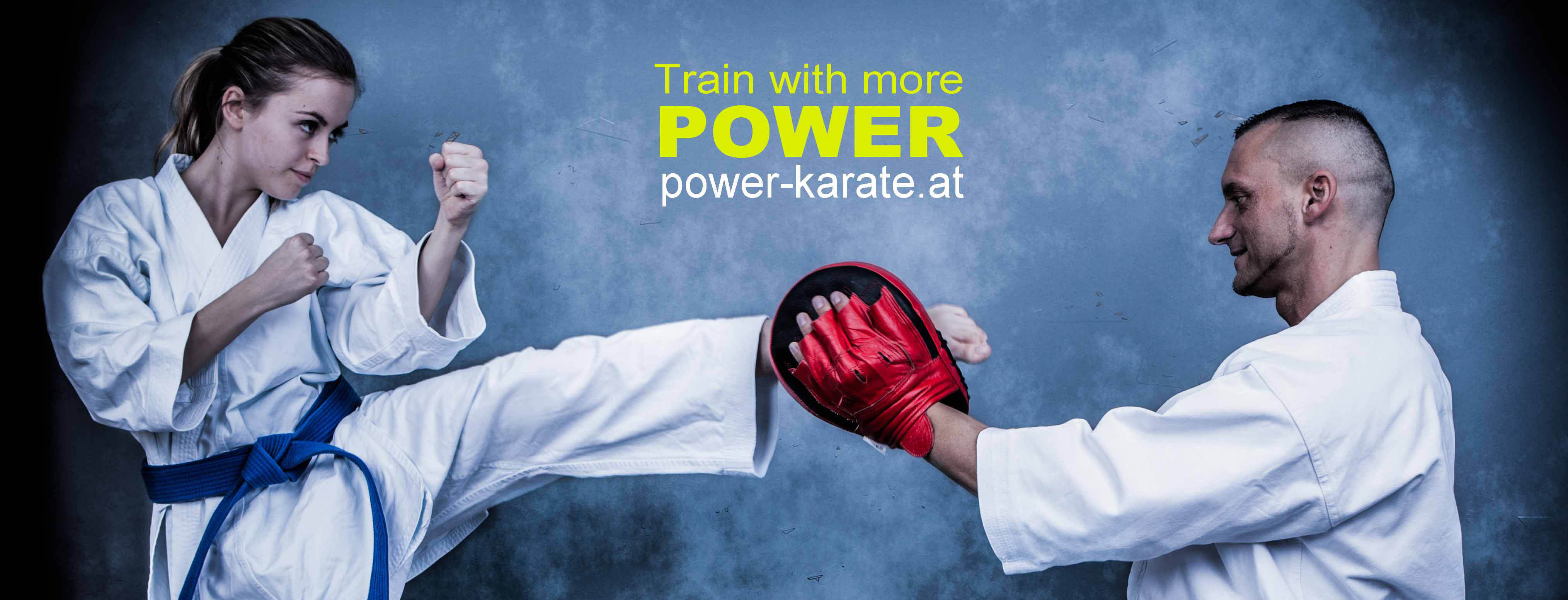 Train with more power schmal web